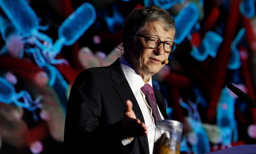 Bill Gates: The Success Story of An American Giant Business Player