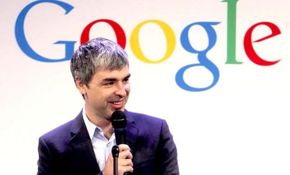 Larry Page: A Master-Key to Digital Platform