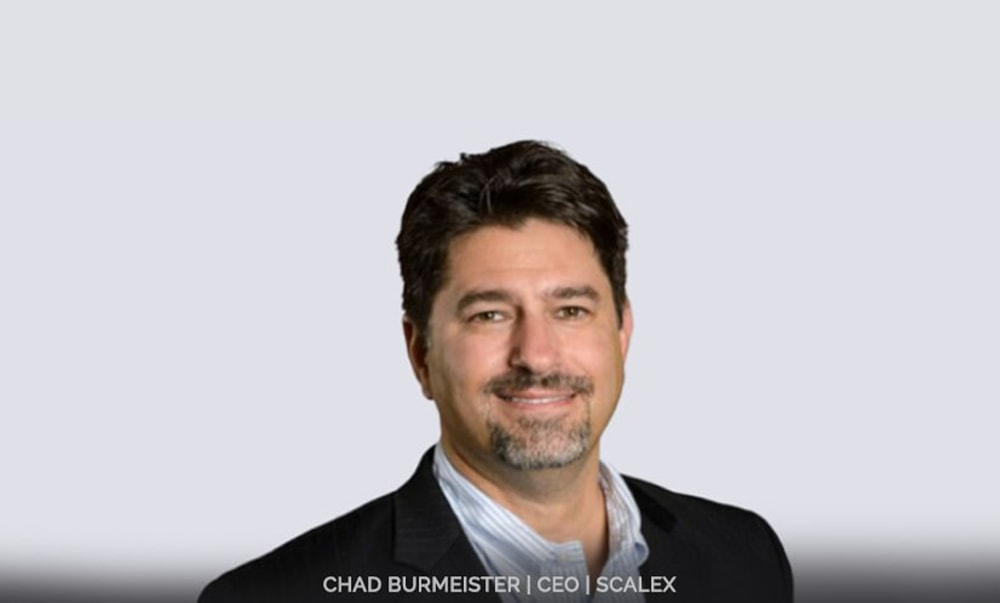Chad Burmeister : A visionary to take the industry to new heights