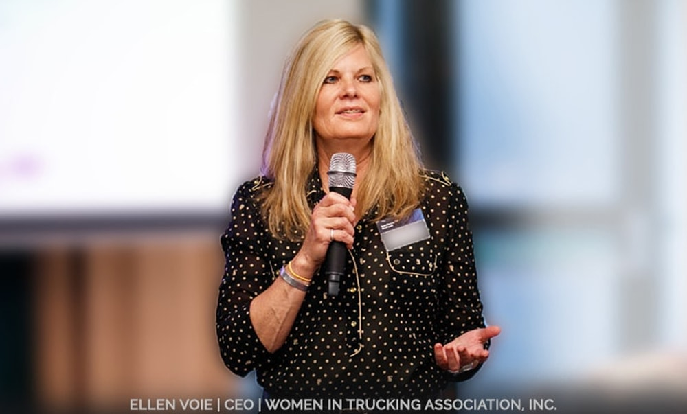 Ellen Voie : Empowering Women to Enter the Industry