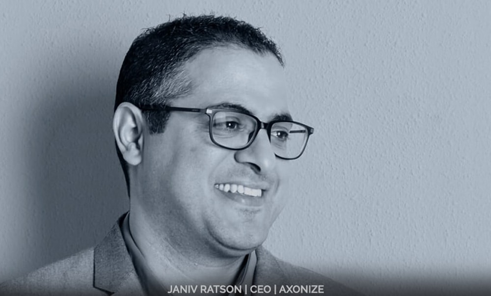 Janiv Ratson: Translating Vision into Reality