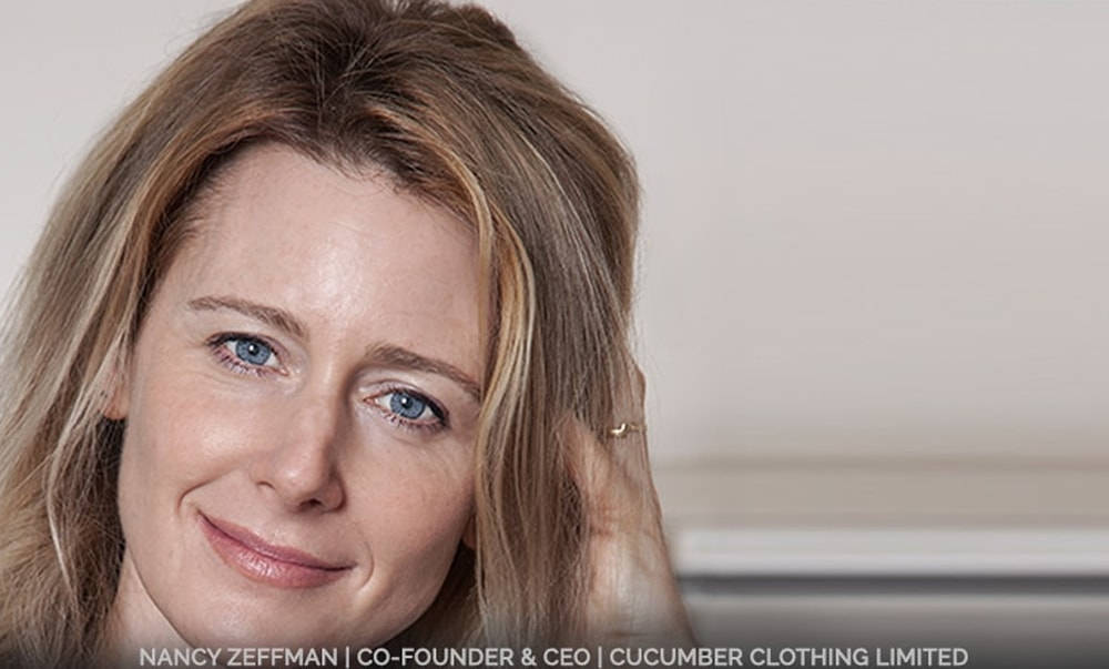 Nancy Zeffman : A Professional Approach to the Clothing Industry