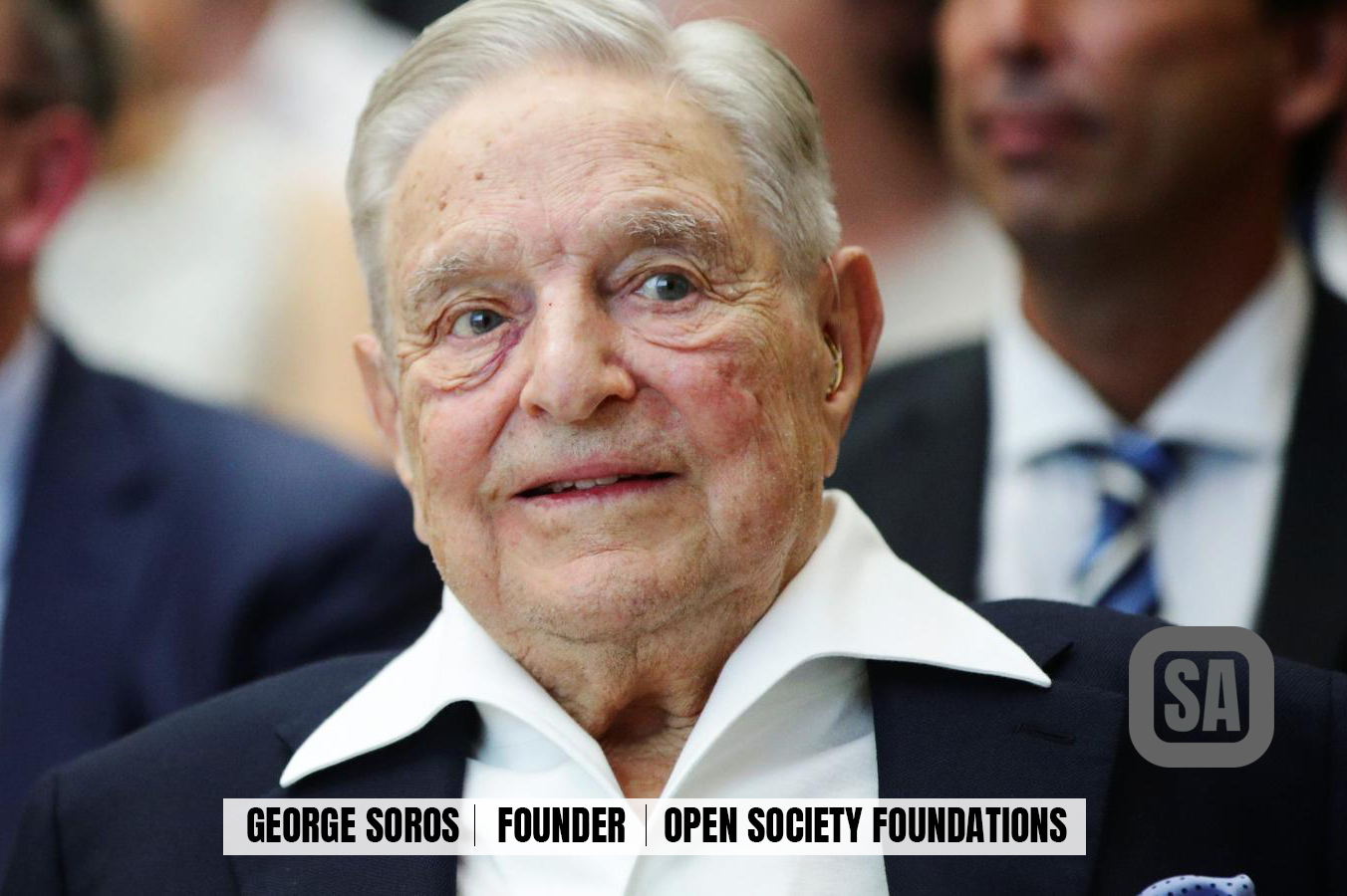 George Soros: The man who the synonym of dynamism – Magazine to ...